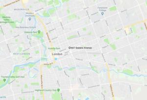Google Map Location London
