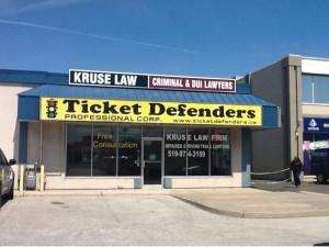 DUI Lawyer Windsor